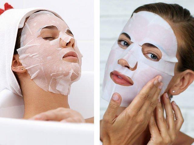 Тканевые маски для лица - Лучшие и худшие