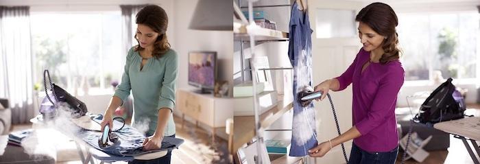 Отпариватель для одежды или утюг, что лучше выбрать