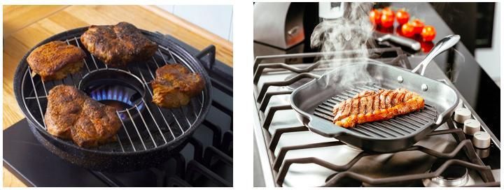 Какую сковороду гриль лучше купить для дома - Рейтинг лучших