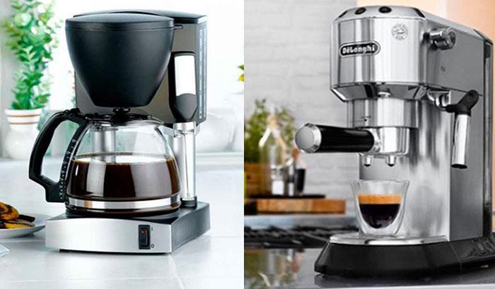 Что лучше капельная или рожковая кофеварка - Какую кофеварку выбрать