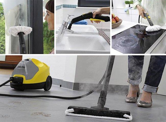 Как и какой пароочиститель выбрать для дома