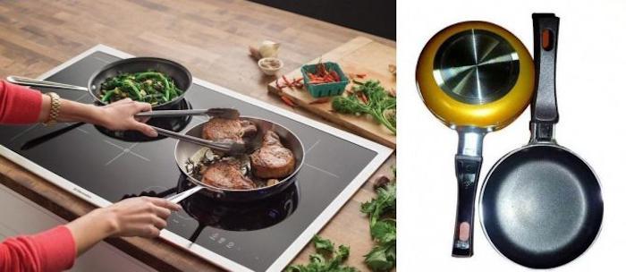 Лучшие сковороды для индукционных плит - ТОП 12