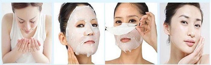 Топ 12 корейских масок для лица: тканевые, ночные, альгинатные, крем маски