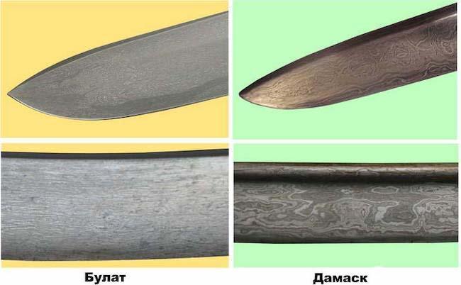 Лучшие стали для ножей - ТОП 7