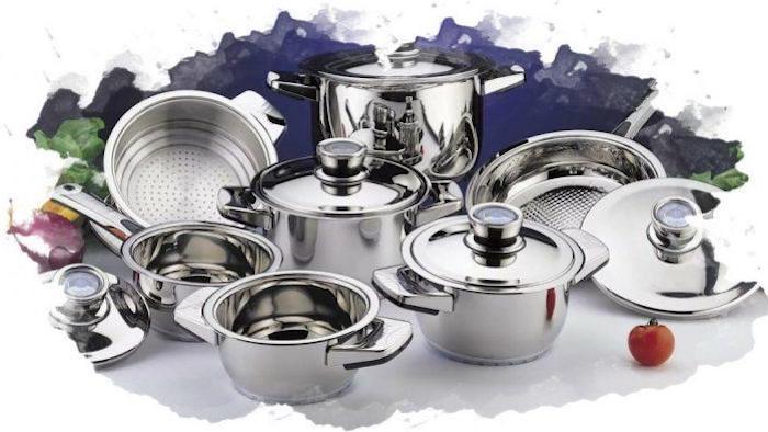 Посуда для индукционной плиты: Как и какую выбрать - ТОП 10 кастрюль
