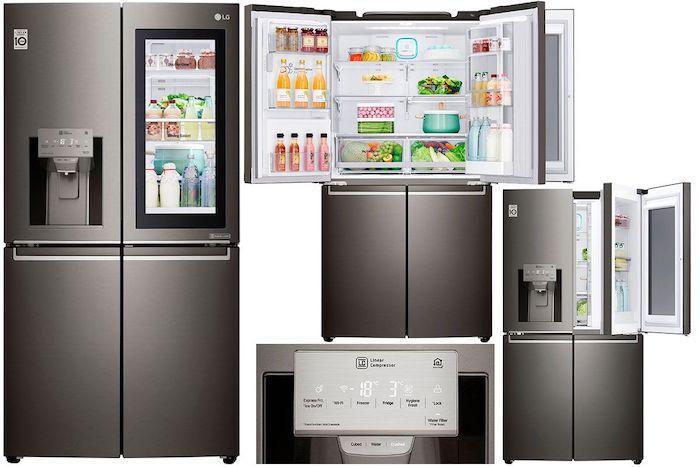 Рейтинг холодильников LG - ТОП 8 лучших