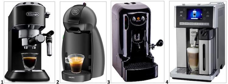 Какую кофемашину выбрать для дома: Рейтинг лучших - ТОП 15