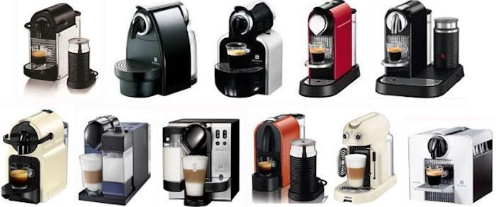 Рейтинг капсульных кофемашин - ТОП 8