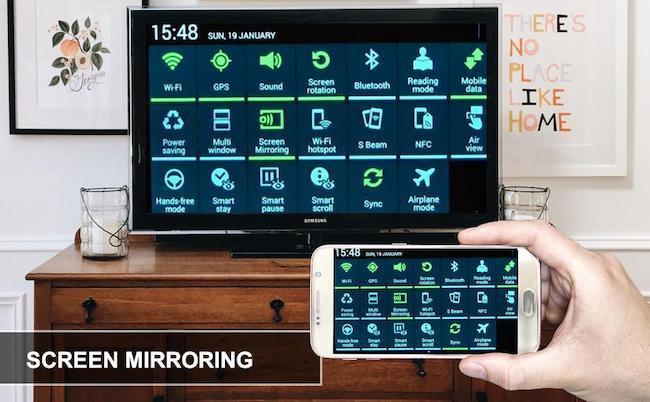 Как подключиться к телевизору Самсунг с телефона