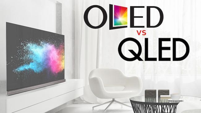 Лучшие ОЛЕД телевизоры - Рейтинг ТОП 5 и отличие от QLED телевизоров