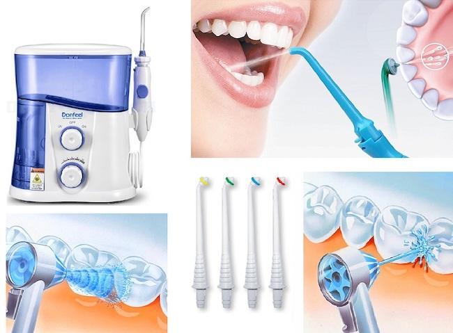 Что такое ирригатор для полости рта - Для чего нужен ирригатор для зубов