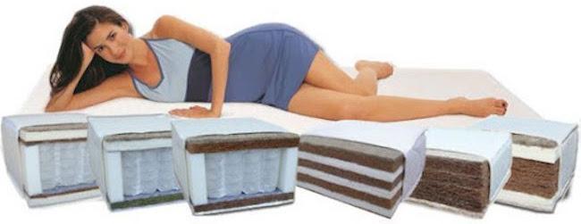 Какой и как выбрать матрас для кровати