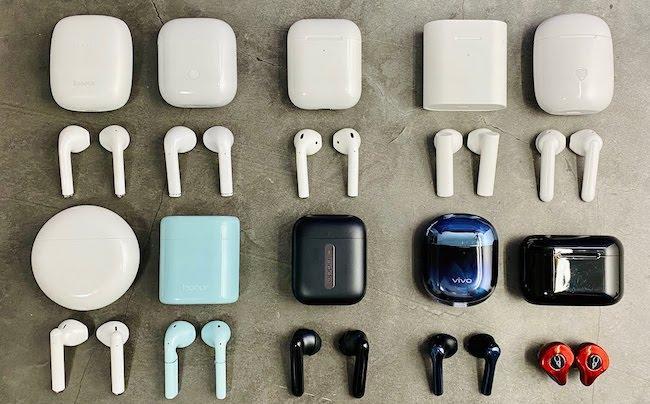 ТОП 18 беспроводных наушников - Какие Bluetooth наушники выбрать