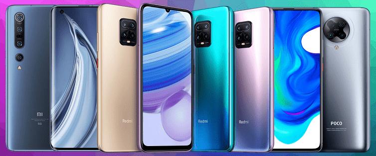 Рейтинг смартфонов Xiaomi - ТОП 10 телефонов от Сяоми