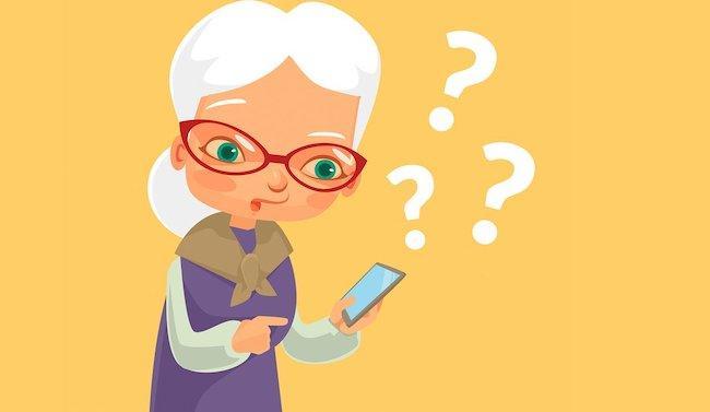 Лучший телефон для пожилых людей - Рейтинг ТОП 10 бабушкофонов