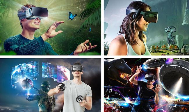 Игры для 3Д очков виртуальной реальности